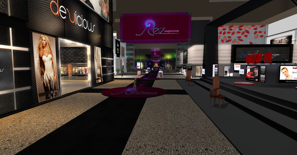 Rez Nightclub and Mall